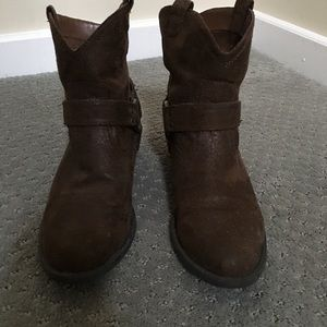 Mossimo Supply Co (Target) ankle boots Sz 8.5
